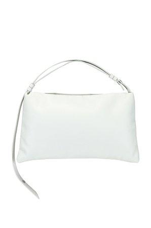 Simon Miller Puffin Shoulder Bag in White | REVOLVE
