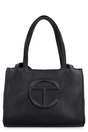 Telfar Mini Faux Leather Tote