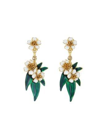 Delicate Flower Earrings - New Arrivals