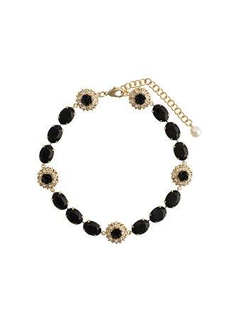 Dolce & Gabbana crystal-embellished Necklace - Farfetch