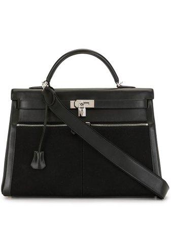 Hermès 2004 pre-owned Kelly Kakis 40 Bag - Farfetch