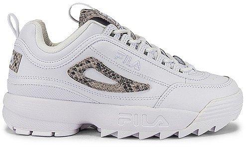 Disruptor II Snake Sneaker