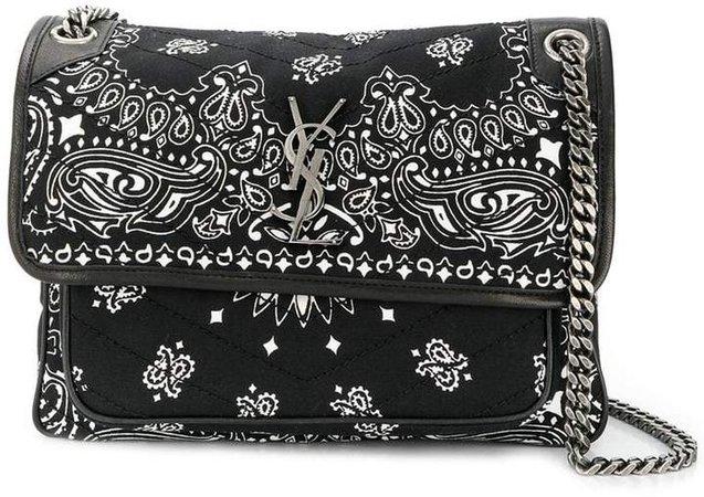 Niki bandana print medium bag