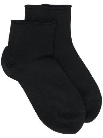 Falke Touch short socks black 47539 - Farfetch