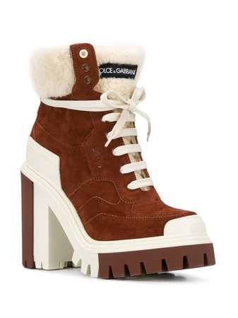 Dolce & Gabbana trekking boots - Farfetch