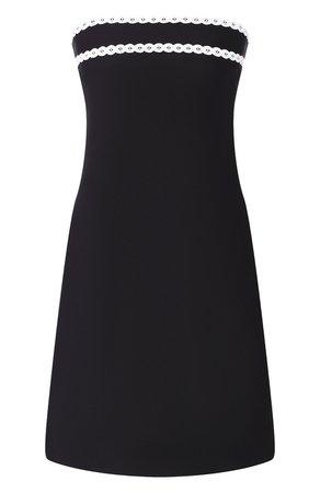 Женское черное платье ANTIGEL — купить за 9480 руб. в интернет-магазине ЦУМ, арт. ESA1001_чер
