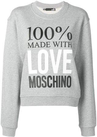 Made with Love sweatshirt