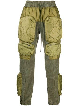 Readymade padded cargo trousers - FARFETCH