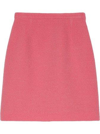 Gucci a-line Mini Skirt - Farfetch