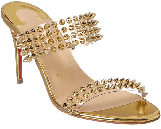 Spikes Only 85 Leather Mule