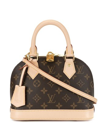 5 Louis Vuitton pre-owned Alma BB 2way Handbag - Farfetch