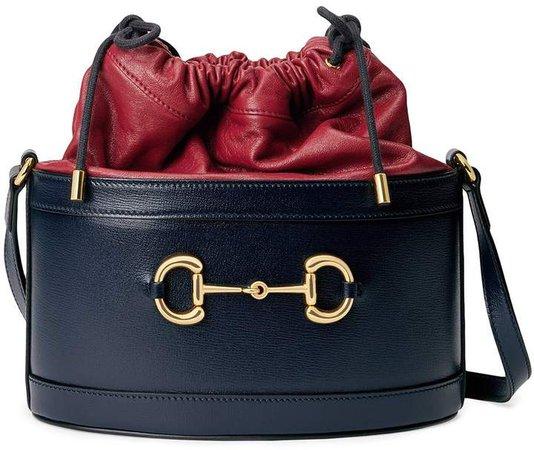 1955 Horsebit bucket bag