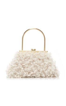 Estelle Mini Faux Fur Top Handle Bag by Cult Gaia | Moda Operandi