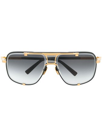 Dita Eyewear Aviator Style Sunglasses