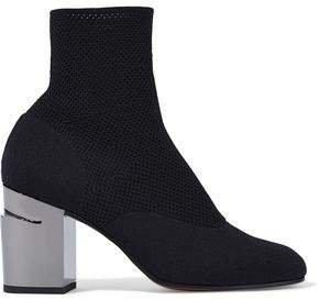 Keane Stretch-knit Sock Boots