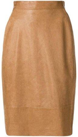 Nehera high waist pencil skirt