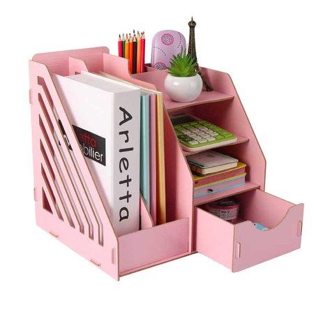 pink-desk-accessories-stationery-organizer-file-tray-magazine-makeup-pencil-holder-office-school-organize.jpg_q50.jpg (800×800)