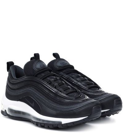 Air Max 97 Leather Sneakers | Nike - mytheresa