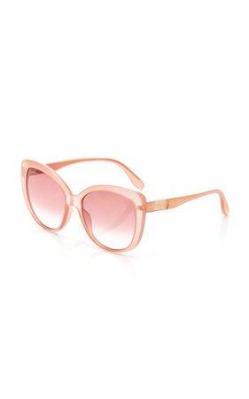 Cat-Eye Acetate Sunglasses By Gucci