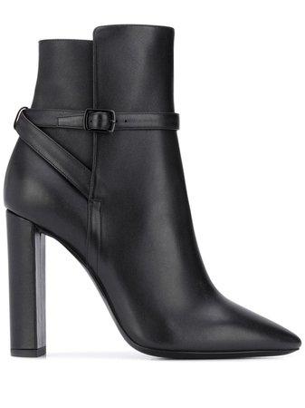 Saint Laurent, 76 Jodhpur Ankle Boots