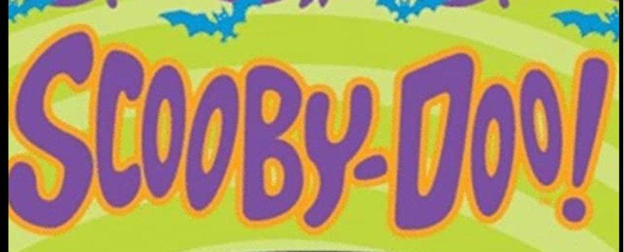 Scooby Doo sign