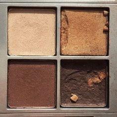 brown palette
