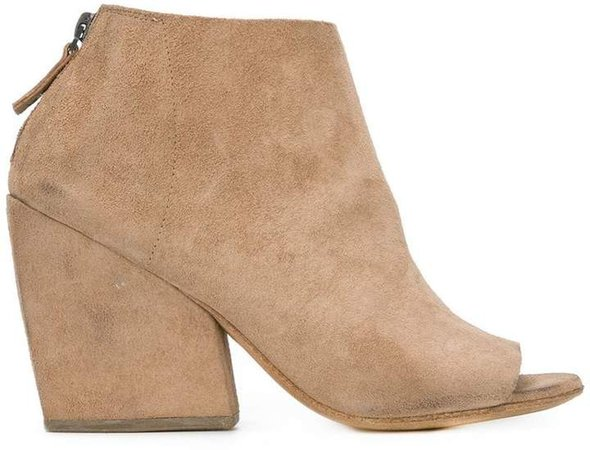 Mostro ankle boots