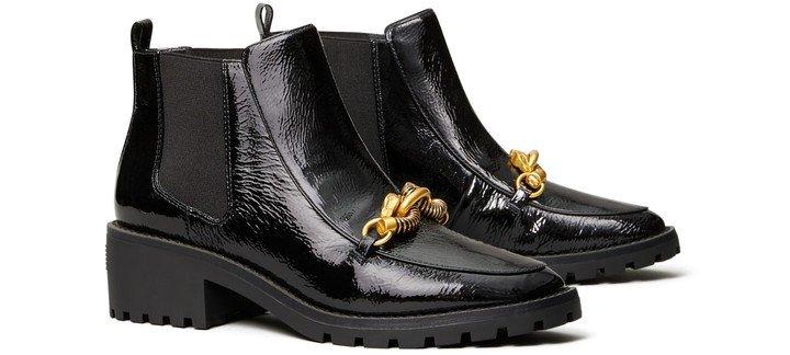 Jessa Lug Sole Boot