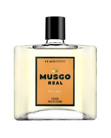 Musgo Real Orange Amber Eau de Cologne No. 1, 3.4 oz./ 100 mL
