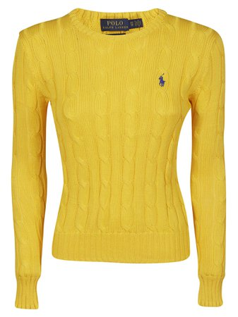 Polo Ralph Lauren Slim Fit Knitted Sweater