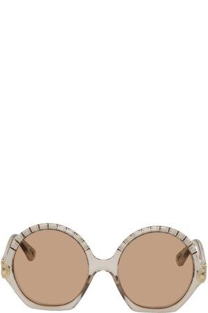 Brown Vera Sunglasses