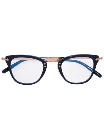 Oliver Peoples Keery glasses Continuity | Farfetch.com