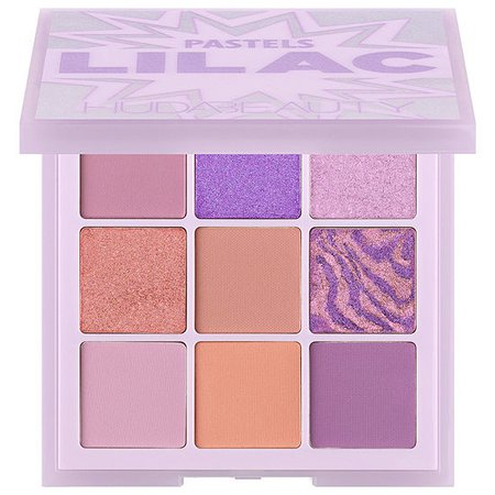 HUDA BEAUTY Pastel Obsessions Eyeshadow Palette - JCPenney