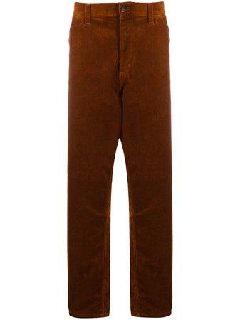 Carhartt WIP wide-leg corduroy trousers - FARFETCH