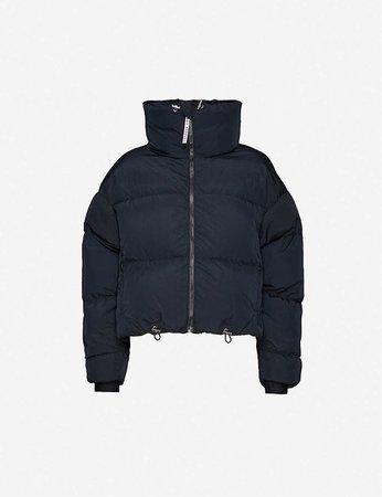 CORDOVA - Mont Blanc cropped shell-down jacket | Selfridges.com