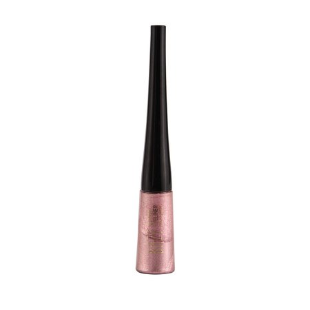 Bitzy Glitter Eyeliner, Satin Rose Gold