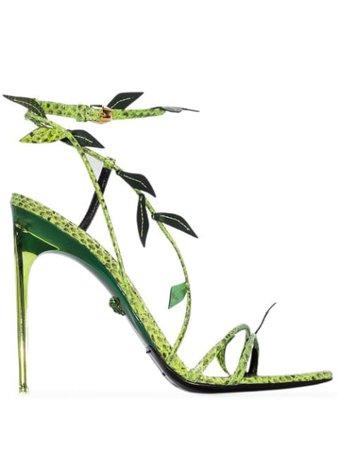 Sandalias con tacón stiletto Versace - Compra online - Envío express, devolución gratuita y pago seguro