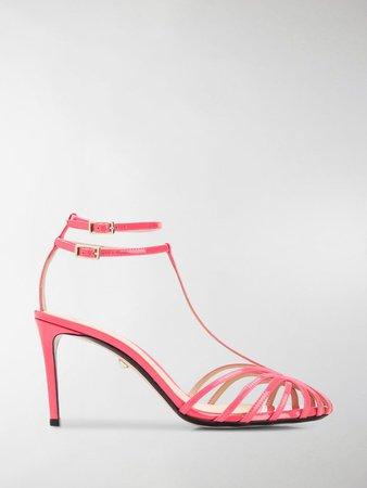 Anna open-toe sandals