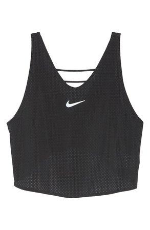 Nike Breathe Crop Tank   Nordstrom