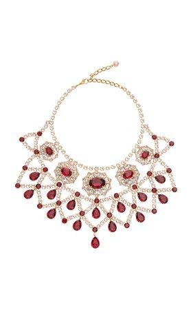 Collar Necklace by Dolce & Gabbana | Moda Operandi