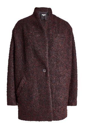 Coat with Alpaca and Wool Gr. FR 42