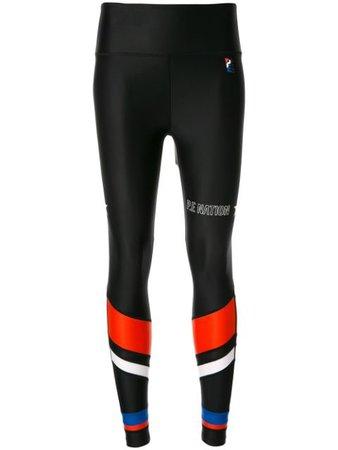 P.e Nation Circuit Racer Leggings Ss20 | Farfetch.com