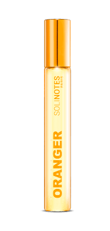 Orange Blossom Roll On Perfume by Solinotes