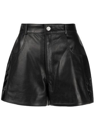 Manokhi Shorts Taylor De Talle Alto - Farfetch
