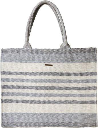 Highline Stripe Tote Bag