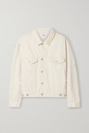 AGOLDE | Charli oversized denim jacket | NET-A-PORTER.COM