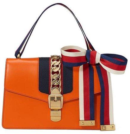 Sylvie GG Web shoulder bag