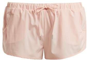 Running Shorts - Womens - Light Pink