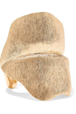 OLE LYNGGAARD COPENHAGEN | Leaves large 18-karat gold ring | NET-A-PORTER.COM