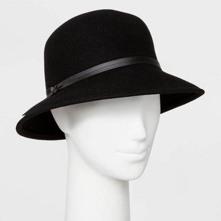 Women's Felt Cloche Hat - A New Day™ : Target
